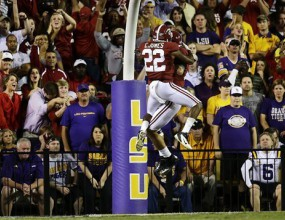 Alabama with a heroic twist in Baton Rouge