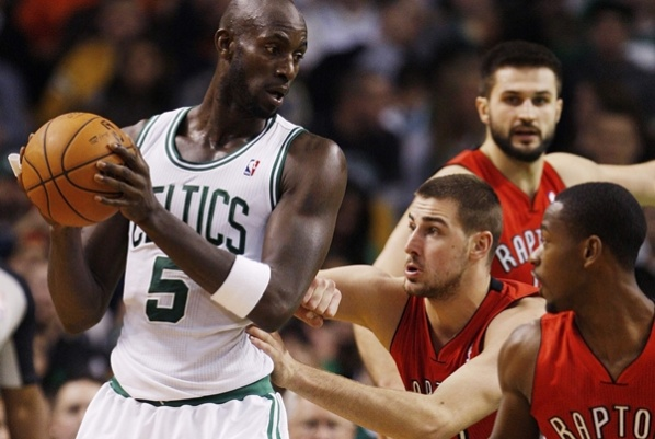 Kevin Garnett brought the victory of Boston over Orlando