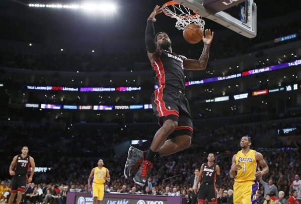 LeBron with 39 points for triumph over Lakers