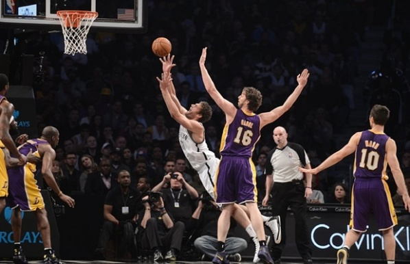 Lakers snapped Brooklyn with deadly 12 minutes