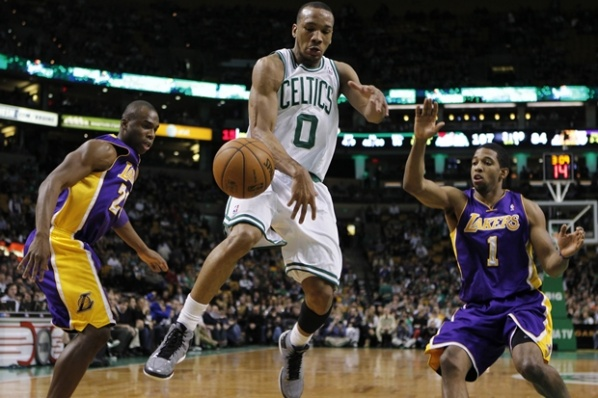 The Celtics beat Lakers with 116:95