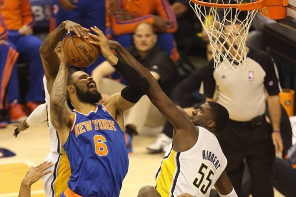 Pacers with a third victory against the Knicks in the semifinals of the East