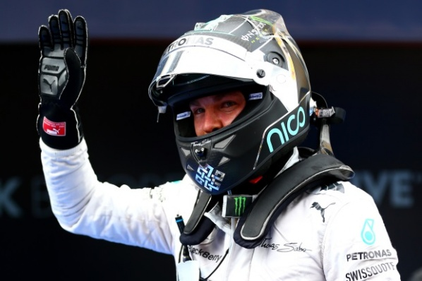 Rosberg: I needed one more lap to win
