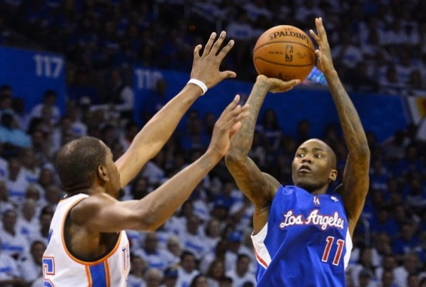 Jamal Crawford became the best sixth player in the season