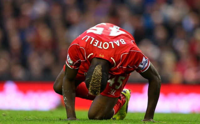 Balotelli remained in England, will not play with Ludogorets