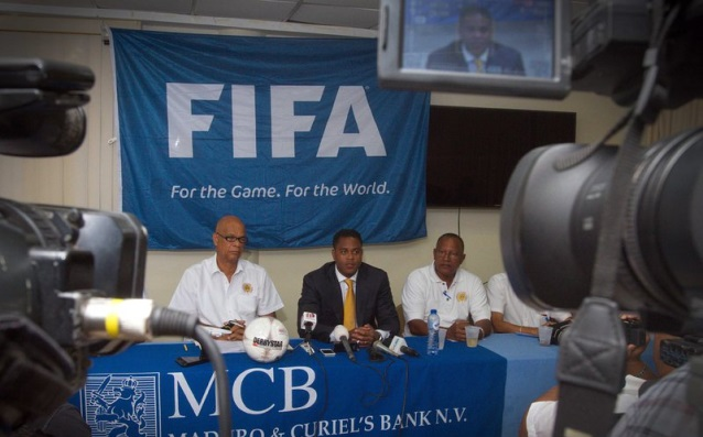 Kluivert became the Adviser of Curacao
