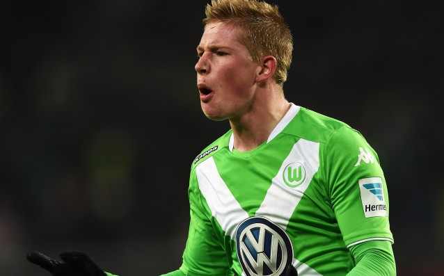 Schaefer: 'De Bruin may remain in Wolfsburg.'
