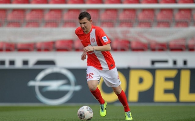 Todor Dankwa resumed workouts with a ball