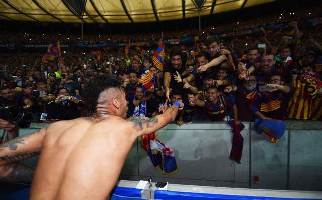 Neymar will renew his contract with Barcelona