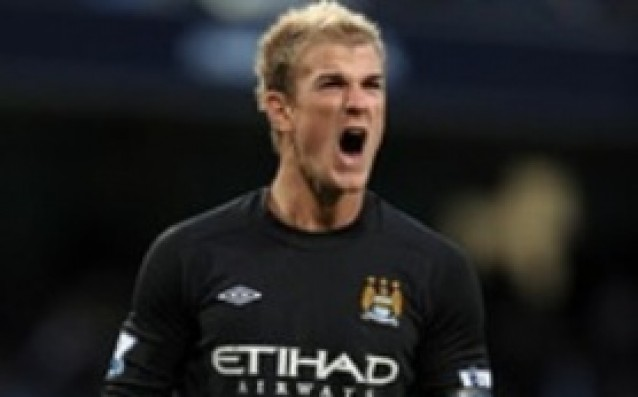 Joe Hart will be the captain of England in the match against Spain