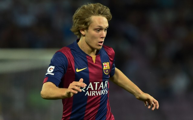 Barca and Valencia have reached an agreement about Halilovic