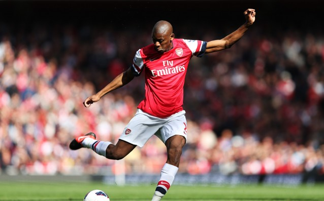 Abou Diaby: 'I may win the Golden Ball.'