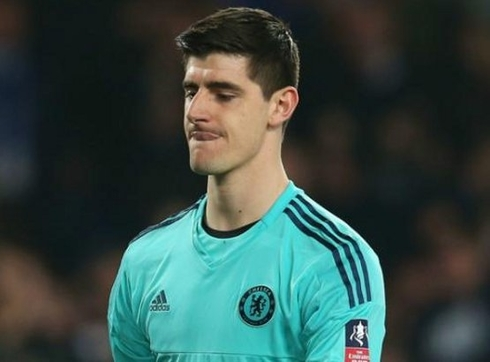 Thibault Courtois might join Real Madrid