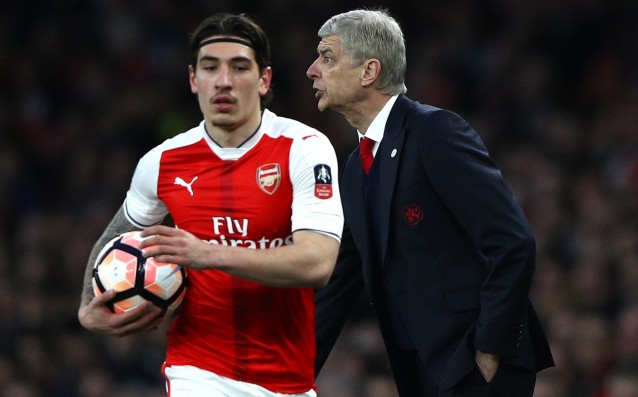 Hector Bellerin: 'My loyalty to Wenger is much more valuable than the money!'