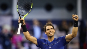 Nadal with the ninth consecutive victory in China