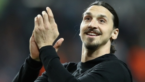 Zlatan challenged: If I had to, and I would go by water