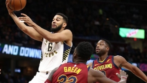 Cleveland again suffered, vice-champions with a fourth consecutive loss