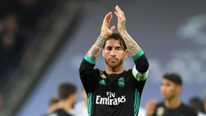 Ramos: We`ll put all of them in our places who are writing off us