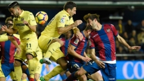 Villarreal pushed Real Madrid to the top 4