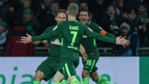 Master goals took Werder out of the danger zone