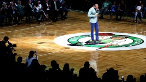 Paul Pierce:Boston is more than the Hall of Fame for me