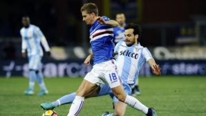 Half of Sampdoria confirmed Juve`s interest